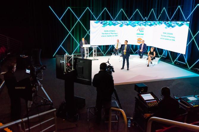 live stream corporate event
