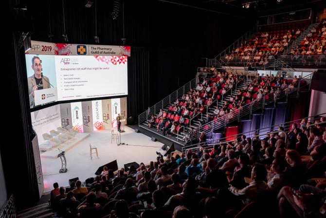 Presentation, Arena, Keynote